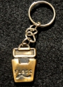 Floss Keychain (Gold)