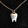 Smiley Tooth Necklace