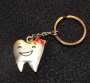 Smiley Tooth Girl Keychain