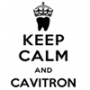 Keep Calm and Cavitron Hooded Sweatshirt