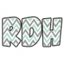 Chevron RDH Hooded Sweatshirt