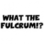 What The Fulcrum!? Hooded Sweatshirt